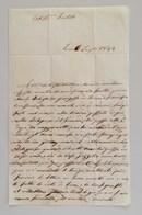 Scritto Da Terni Per Recanati - 1. ...-1850 Vorphilatelie