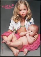 Nolita Kids Fashion Carte Postale - Pin-Ups