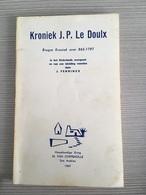 Acht Historische Boekjes Over Brugge - Books, Magazines, Comics