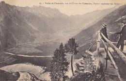 VALLEE DE CHAMONIX - Vue Du Chalet Des Pyramides, Plateau Supérieur Des Bossons - Chamonix-Mont-Blanc