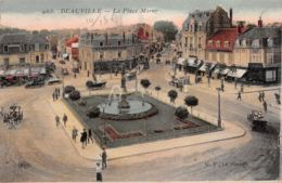 14-DEAUVILLE-N°T1161-B/0247 - Deauville