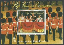 Equatorial Guinea 1977 Year , Mint Block - Guinea Equatoriale