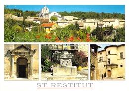 26 - Saint Restitut - Multivues - Other Municipalities