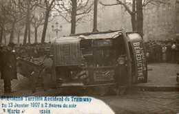 Accident Tramway - Saint Etienne
