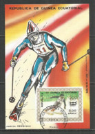 Equatorial Guinea 1976 Year , Used Block - Guinea Equatoriale