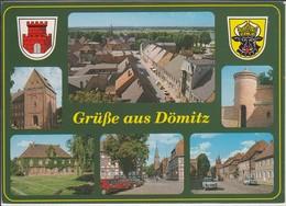 DÖMITZ - Mecklenburg - Vorpommern,  Mehrfachansicht, - Dömitz