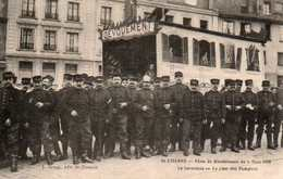 Cavalcade Pompiers - Saint Etienne