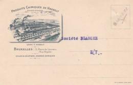 281240Produits Chimiques De Hasselt. Usine A Hasselt 1912 (voir Droite Sup.voir Verso) - Hasselt