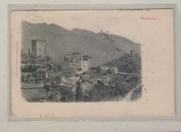 VERRUCOLA..SCORCIO NEL 1901...MASSA CARRARA...TOSCANA - Altre Città