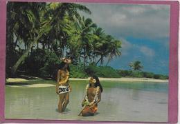 TAHITI Le Calme Et La Fraicheur Des ILes - Tahiti