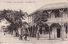 28151Ismailia, Rue De La Poste (see Corners) - Ismailia