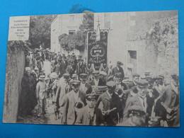 44 ) Paimboeuf - La St-pierre - Féte Des Cordiers - Défilé Rue De La Vierge- Année 1904 : EDIT : - Paimboeuf