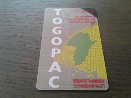 Togo - Nice Phonecard - Togo