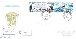 TAAF) > 2000 N°270/72  ST PAUL DE VIVIES //01-01-2000 - Französische Süd- Und Antarktisgebiete (TAAF)
