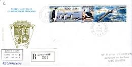 TAAF) > 2000 N°270/72 CROZET //01-01-2000  37éme MISSION MOTSCH  VINCENT - Französische Süd- Und Antarktisgebiete (TAAF)