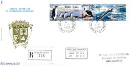 TAAF) > 2000 N°270/72KERGELEN  //01-01-2000 - Französische Süd- Und Antarktisgebiete (TAAF)
