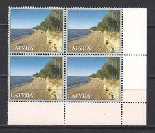 Latvia 2001 Baltic Coastal Landscapes. Mi 551 - Lettonia