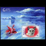 ANTIGUA 2000 - Scott# 2337 S/S Cat MNH - Antigua Und Barbuda (1981-...)