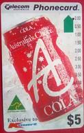 $5 Australia's Choice Cola Advertising - Australia
