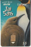 CANADA - Pinguins, Biodome De Montreal 1992-1997, Tirage 50000, 08/97, Used - Canada