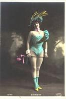 Carte POSTALE  Ancienne De EROTIQUE - 8/64 DAVRIGNY , Venus - Zonder Classificatie