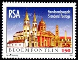 South Africa - 1996 150th Anniversary Of Bloemfontein (**) # SG 905 , Mi 992 - Neufs