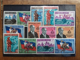 HAITI - Pro Sport + Unicef + Olimpiadi Invernali 1960 - Nuovi ** + Spese Postali - Haïti