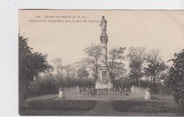 EURE Et LOIR  - 532 - LOIGNY LA BATAILLE - Monument Du Sacré Coeur Dans Le Bois Des Zouaves - Loigny