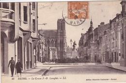 51 REIMS Le Cours J B Langlet - Reims