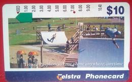 $10 Telstra Payphones - Australia