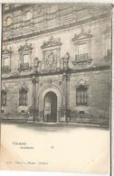 TOLEDO ALCAZAR SIN ESCRIBIR DORSO SIN DIVIDIR - Toledo