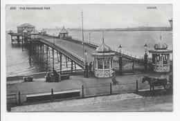 DOVER - The Promenade Pier - Blum And Degen 4708 - Dover