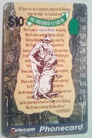 $10 One Hundred Years Of Waltzing Matilda - Australia