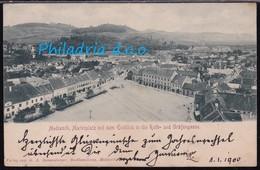 Mediasch Medias, Mailed 1900 - Romania
