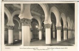TOLEDO SANTA MARIA LA BLANCA SIN ESCRIBIR - Toledo