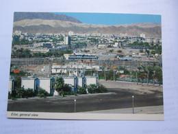 TROPICANA HOTEL AIRPORT PLANE ISRAEL EILAT RED SEA SINAI DESERT PICTURE POSTCARD PHOTO POST CARD PC - Sin Clasificación
