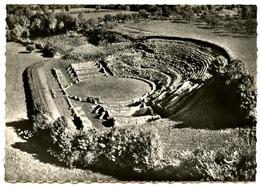SANXAY - Ruines Gallo-Romaines - Le Théatre - Voir Scan - Frankreich