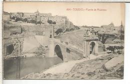 TOLEDO PUENTE DE ALCANTARA SIN ESCRIBIR - Toledo