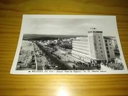 "Postcard Portuguese, Postal Portugal ""Grande Hotel Da Figueira E Av. Dr. Oliveira Salazar"" Coimbra - Coimbra"