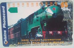 $5  3801 Class Locomotive - Australia