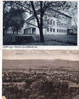 DC1924 - Göttingen 2 Karten - Goettingen