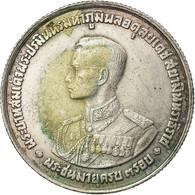 Monnaie, Thaïlande, Rama IX, 20 Baht, 1963, TTB+, Argent, KM:86 - Thailand