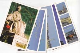 """1998, 6 Stück """"Sisi-Postkarten"""", Komplett, Postfrisch, ** - 1945-.... 2. Republik"""