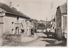 ARBOT, Rue Haute (Café-Tabac Bianchi + 2 CV Citroën) - Mignon N° 10.060 - France