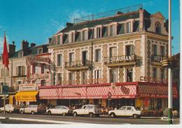 """TROUVILLE-sur-MER, """"les Vapeurs"""", """"le Central"""" (hôtel, Restaurant, Brasserie) - CIM N° E14.715.83.4.0411 - Trouville"""