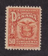 Panama - 1924 - Sc 242 - MNH - Panamá