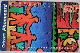 $10 Christmas 1992 - Australia