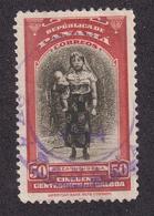 Panama - 1942 - Sc 348 - San Blas Indian Woman And Child - Used - Panama