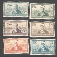 SYRIA...1942:Yvert 260-3,PA94-5 Mnh** Cat.Value 29.50Euros - Syria (1919-1945)