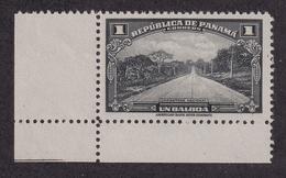 Panama - 1942 - Sc 349 - Modern Highway - MNH - Panama
